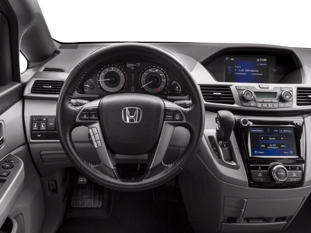 2017 Honda Odyssey Ex L 4d Penger Van In Freeport Ny Mini Of
