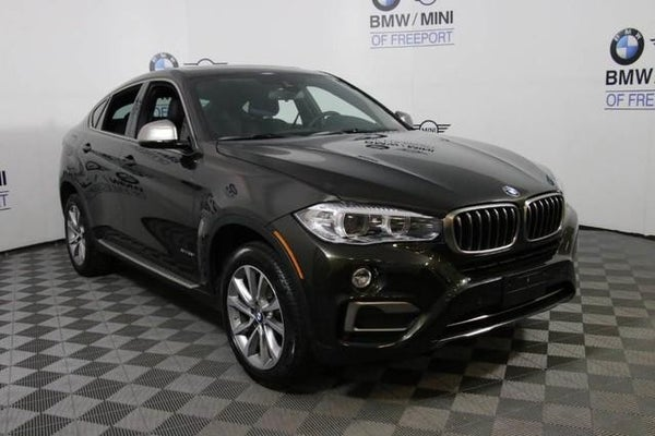 2019 Bmw X6 Xdrive35i Sports Activity Coupe