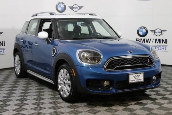 2019 Mini Cooper S Countryman All4 Freeport Ny
